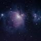 Orion Nebula II,                                HixonJames