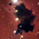 Thackeray's Globules in IC 2944,                                Steven Marx