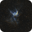 NGC2359 Thor's Helmet/Duck Nebula,                                Stan Smith