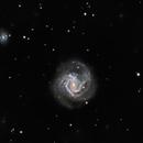 A Study of the Virgo Galaxy Cluster - Part 28: Messier 61,                                Timothy Martin & Nic Patridge