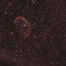 Sichelnebel (NGC 6888) 19.10.2014,                                Jens Hartmann