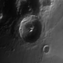 Cratère Theophilus, Lune du 17/02/2021,                                Georges