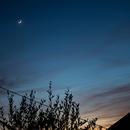 Moon-Venus,                                Davide Bombonato