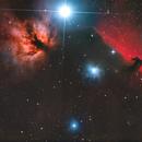 IC 434 & NGC 2024,                                Big_Dipper