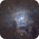 Iris Nebula 8300 and 16803 data Combined,                                Kevin Morefield