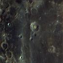 Bullialdus Crater,                                Odair Pimentel Martins