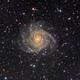 IC342 The Hidden Galaxy,                    jeffweiss9