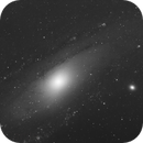 M31 Andromeda in Hydrogen Alpha,                                JasonC
