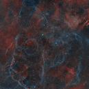 Gorilla in the Mist - Vela Supernova Remnant,                                Paul Hancock