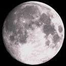 Moon (Mosaic),                                David Goodwin