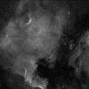 North America Nebula,                                Sébastien Chaline