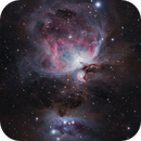 The Great Orion Nebula in HDR Revisited,                                Alex Roberts