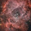 Rosette NGC2239 HaRGB,                                Jocelyn Podmilsak