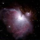 Orion Nebula M42 HDR,                                Nate9862
