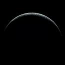One day old moon,                                Jonathan Hankey