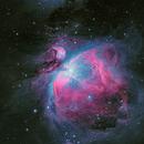 M42 & NGC 1977,                                Steve