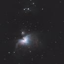 Orion Nebula,                                James Palmer