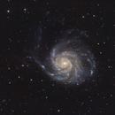 Messier 101,                                Jenafan