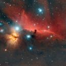 Horsehead Nebula,                                photoman888