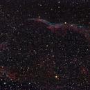 west veil nebula,                                Aaron