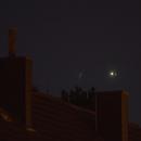Conjunction between Venus and Saturn,                                Thorsten