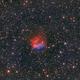 Sh2-174 Nebula Valentine's Rose (BiColor),                                Marco Stra