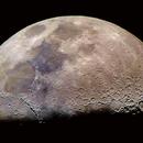 Luna creciente en color 2015/09/21,                                Lujafer