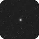 Great Cluster in Hercules - wide field,                                Ivana