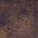 Snake Nebula,                                thakursam