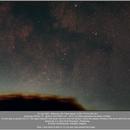 Milkyway, Pipe nebula, QHY168C, 20200722,                                Geert Vandenbulcke