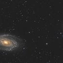 M81 (Bode's Galaxy) and M82 (Cigar Galaxy),                                photonjunkie
