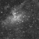 Nebulosa M16,                                Alessandro Speranza