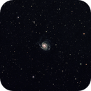 M101 Pinwheel Galaxy,                                Kevin Holtz