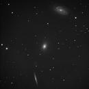 Draco Triplet - NGC5982,                                Chris R.