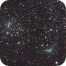C/2017 T2 PANSTARRS passes H and Chi,                                Nippo81