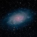 Triangulum Galaxy, M33,                                Mike Missler