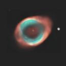 M57 Ring Nebula Up & Close,                                Muhammad Ali
