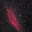 California Nebula (StarAdventurer & DSLR),                                -Amenophis-