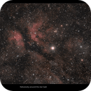 Nebulosity around Sadr,                                  William Maxwell