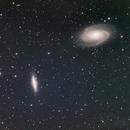 M81 and M82,                                nicholas disabatino