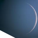 Crescent moon,                                Jeroen Hut
