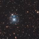 NGC 6543 - Cat's Eye Nebula,                                  jjgm