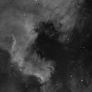 NGC 7000 - Ha,                                VuurEnVlam