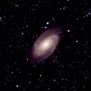 M81 - Bodes Nebula - LRGB,                                Dave