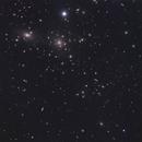 Coma Cluster,                                apaquette