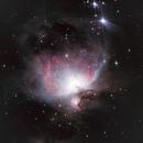 M42 The Great Orion Nebula,                                Stephen Abernathy