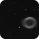 Ring Nebula - First Light with ASI290MM,                                Chappel Astro