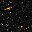 NGC 891,                                  Roger Bertuli