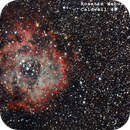 Rosette Nebula,                                Stacy Spear