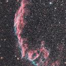 La nebulosa Velo,                                gagba